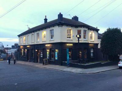 open house pub london road brighton outside corner elevation daytime