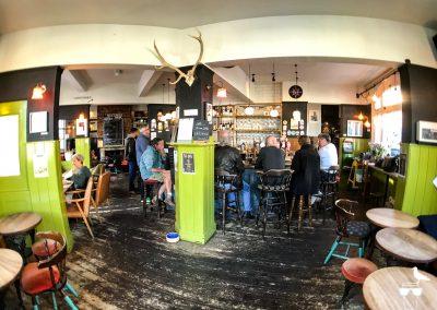 the prestonville arms pub brighton inside wide angle pub with customers