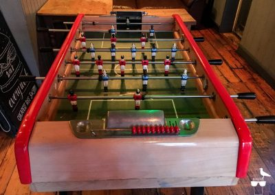 The Gladstone pub London Road Brighton foosball table