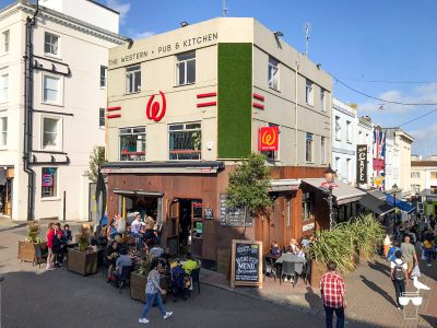 Review: The Western, Brighton