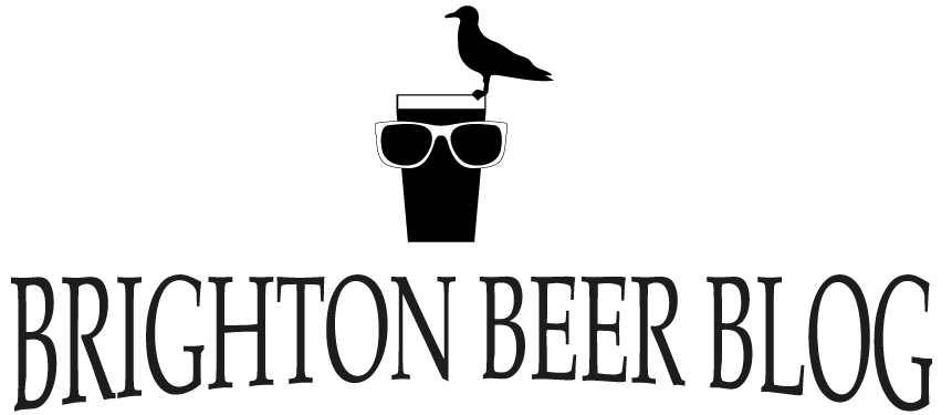 brighton beer blog logo best pubs and bars in brighton