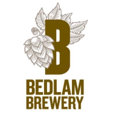Bedlam Brewery logo square