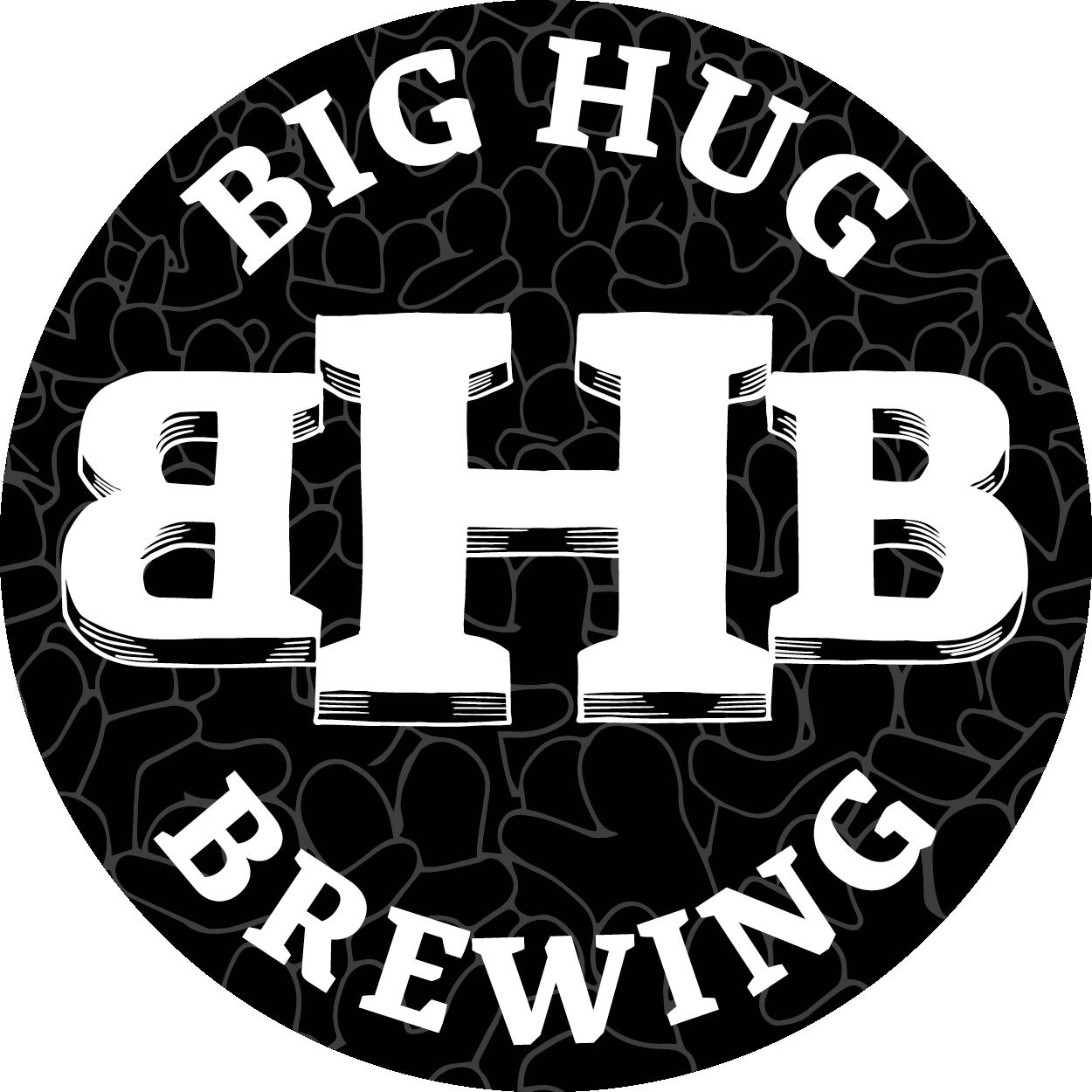 Big hug brewing Logo black