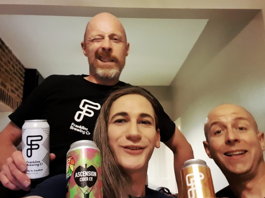 Franklins Brewery Interview: A 'can' do attitude