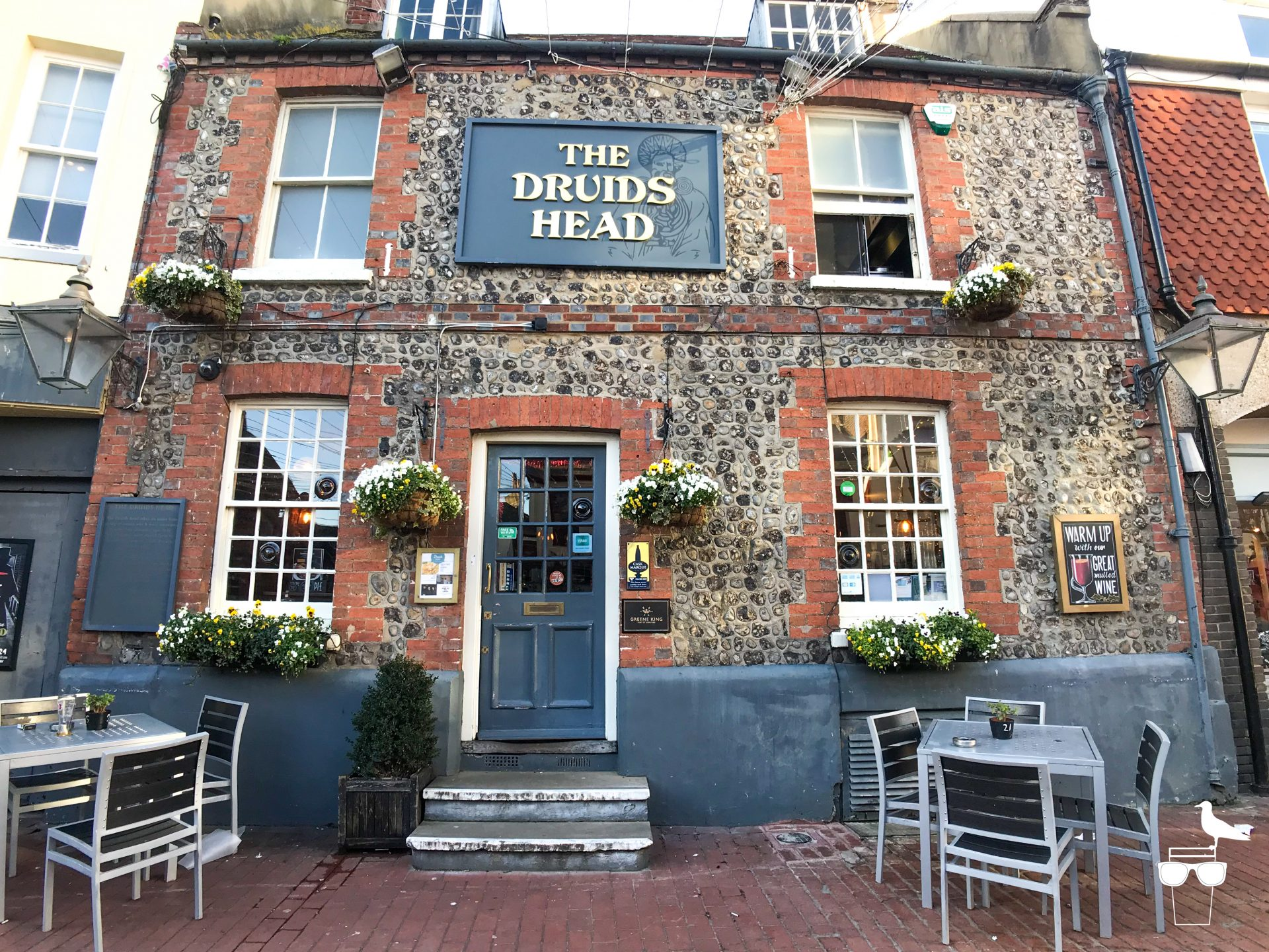 the druids head pub brighton outside front elevation daytime