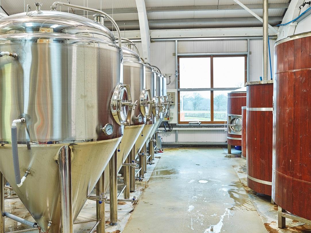 firebird brewery tanks vessels