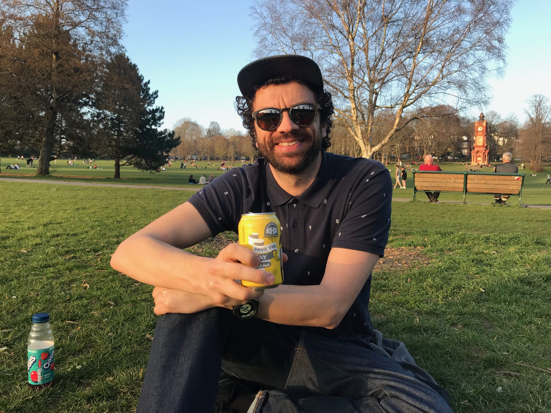 Big Hug Brewing Interview: Hobo Huggers