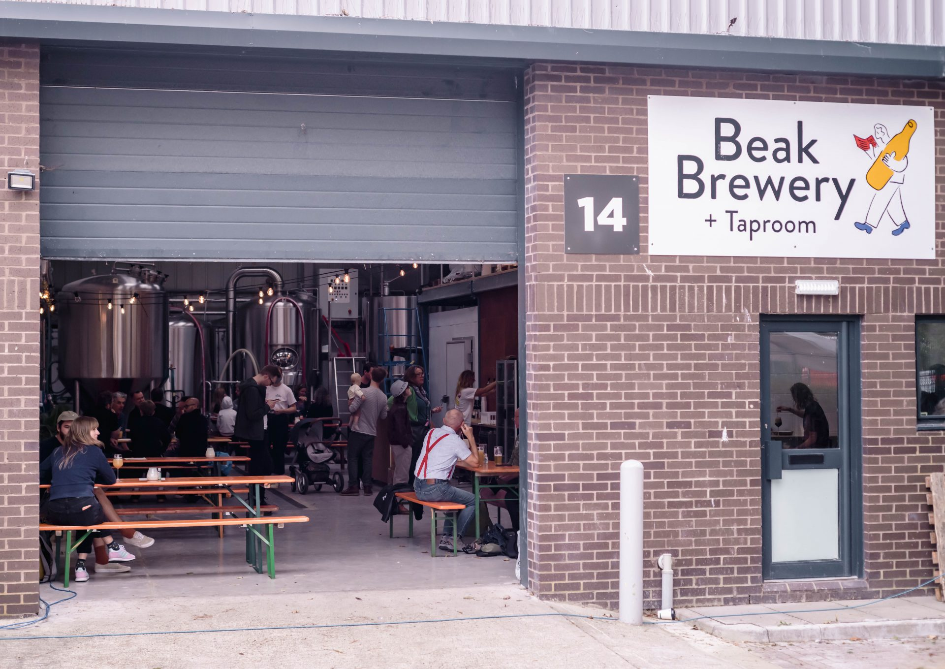 Beak Brewery Interview: Reasons To Be Chirpy