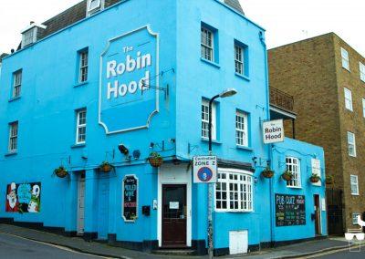 The Robin Hood, Brighton