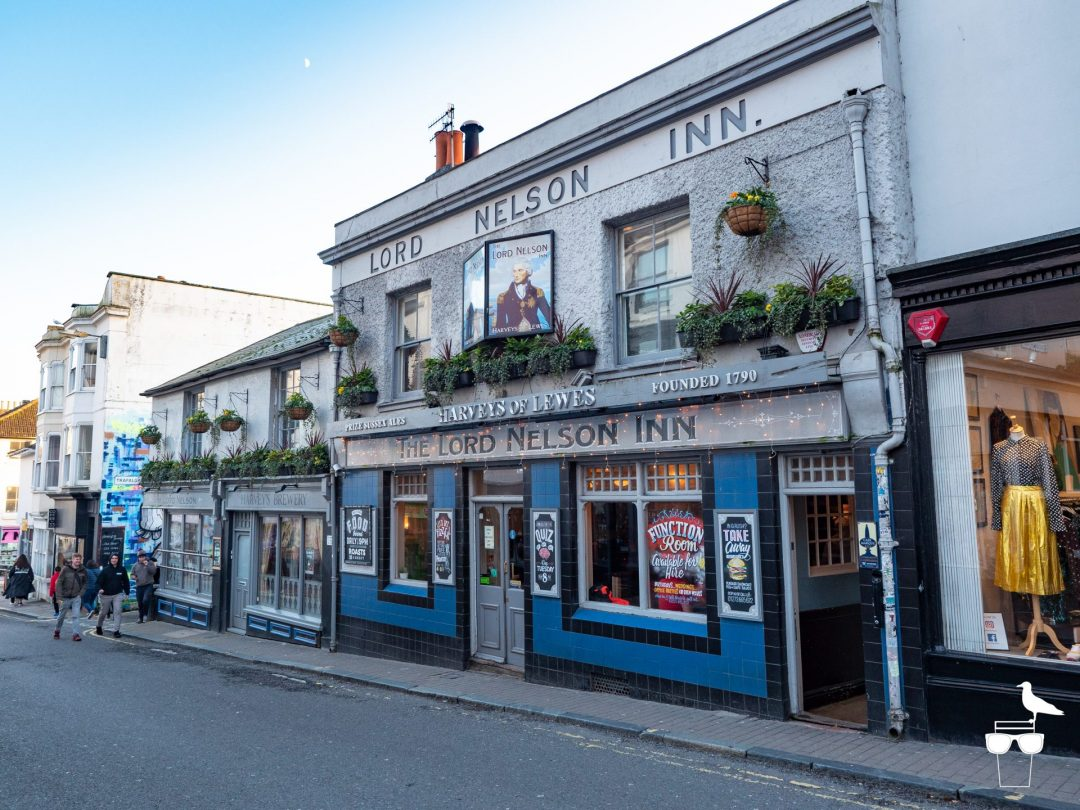 The Lord Nelson Inn Brighton