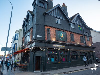 Review: The New Unity, Brighton