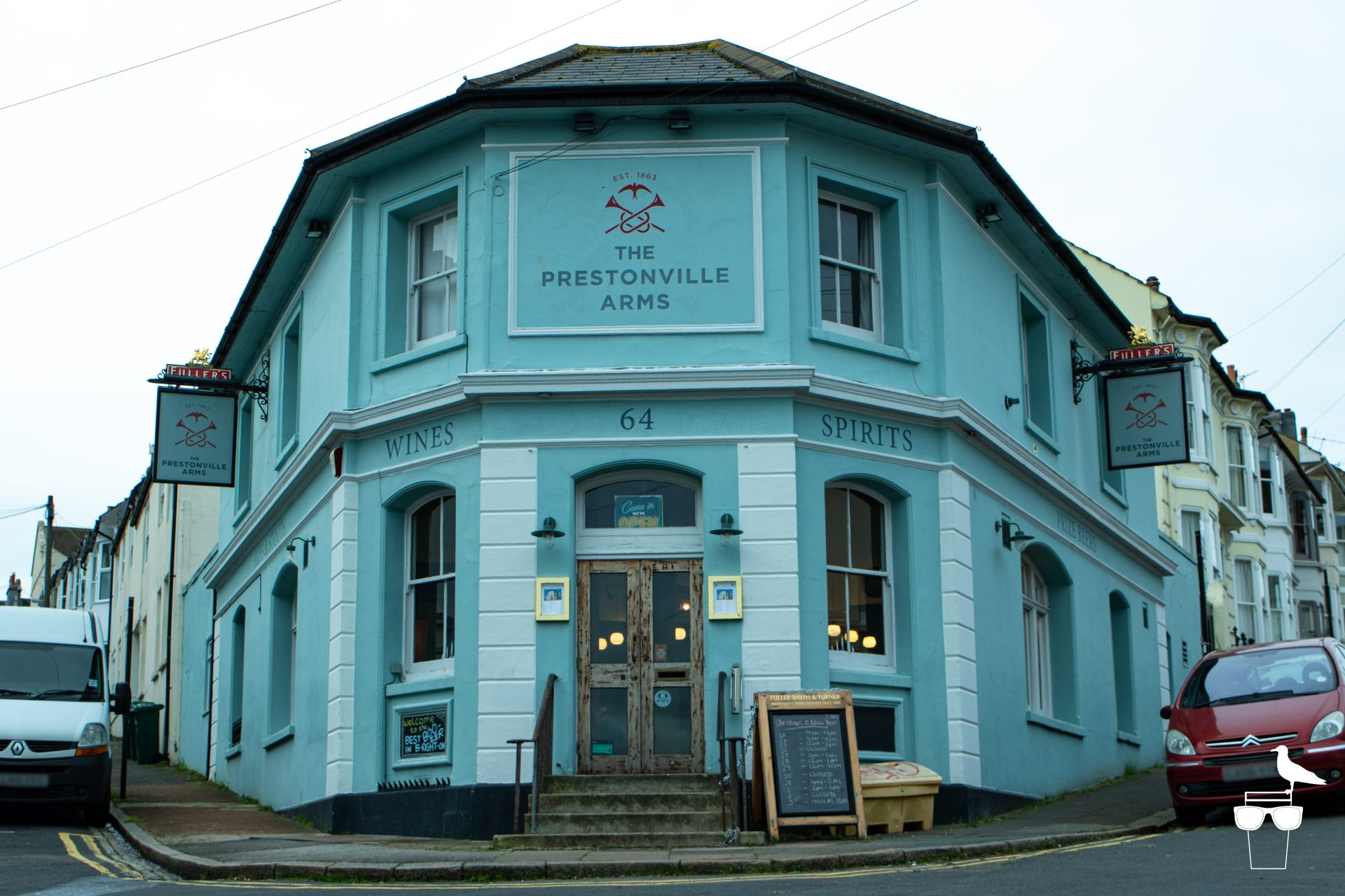the prestonville arms brighton outside front elevation