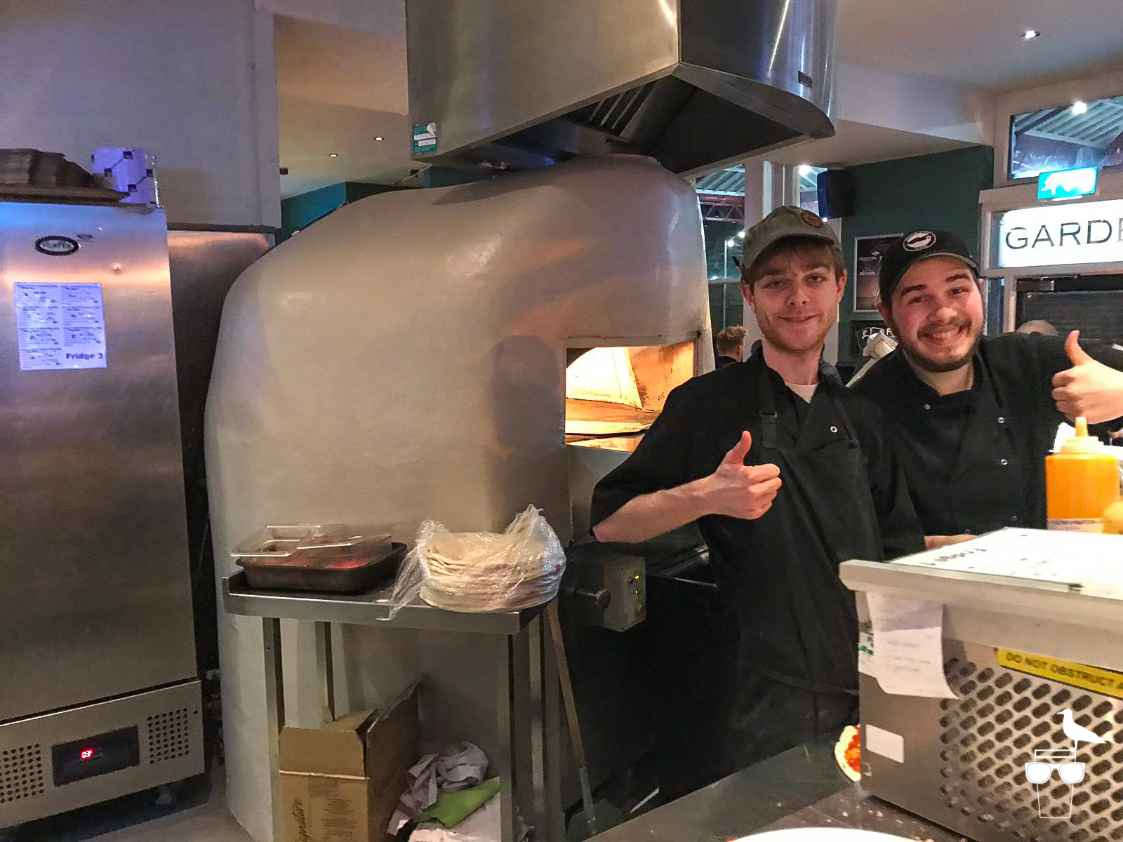 the station pub hove pizza oven and chefs