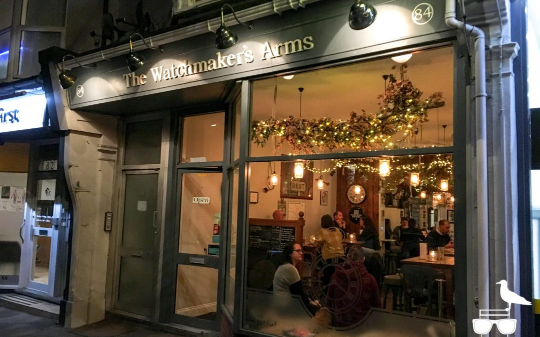The Watchmaker's Arms Hove