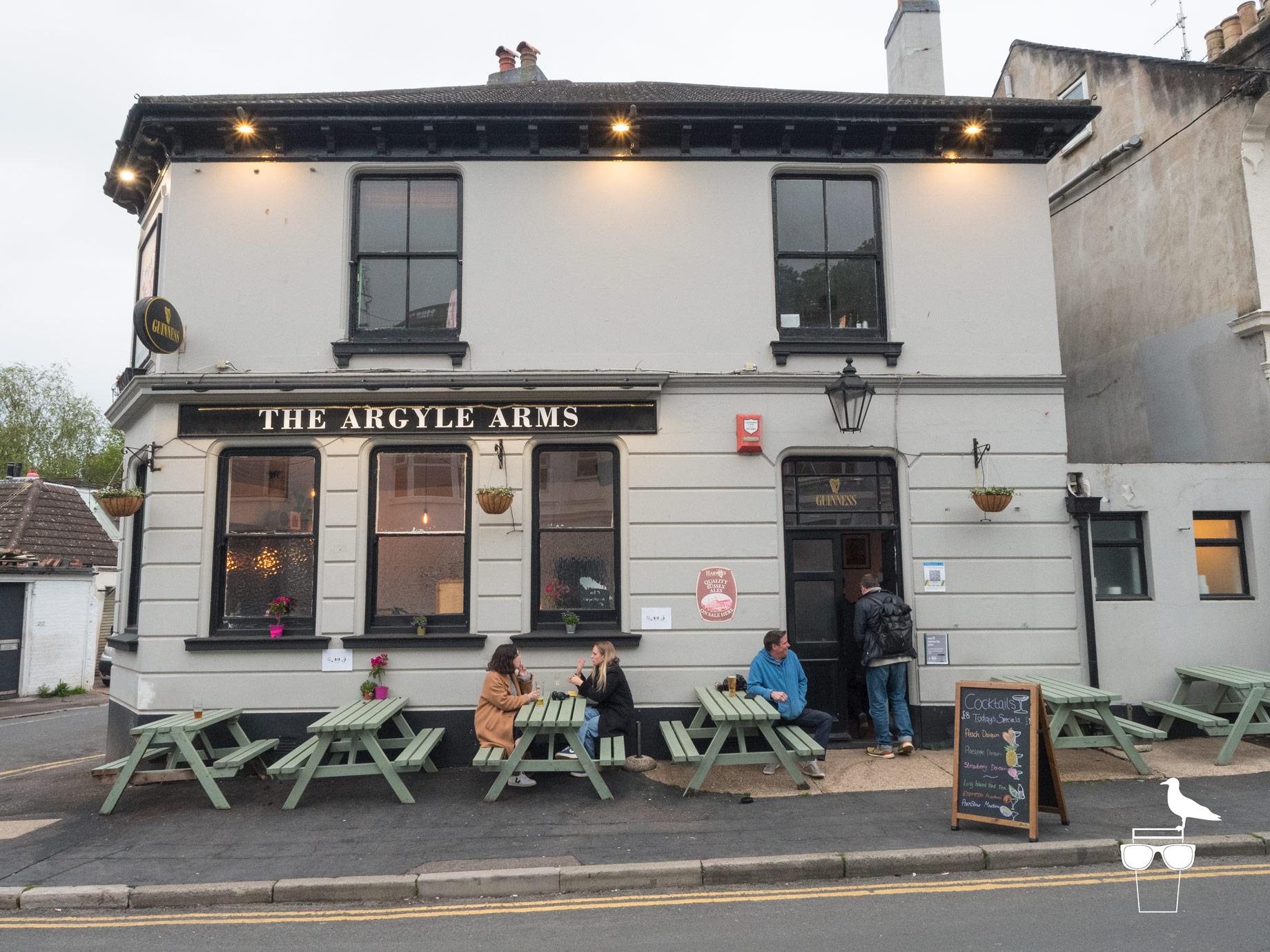 Review: The Argyle Arms Brighton