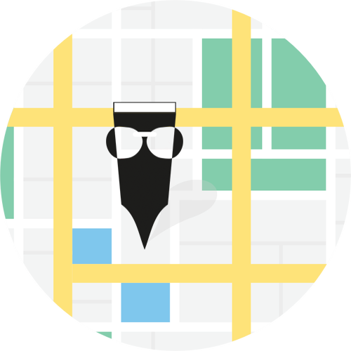 bbbpointer-on-round-map-icon