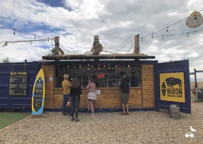 Bison Beach Bar Brighton