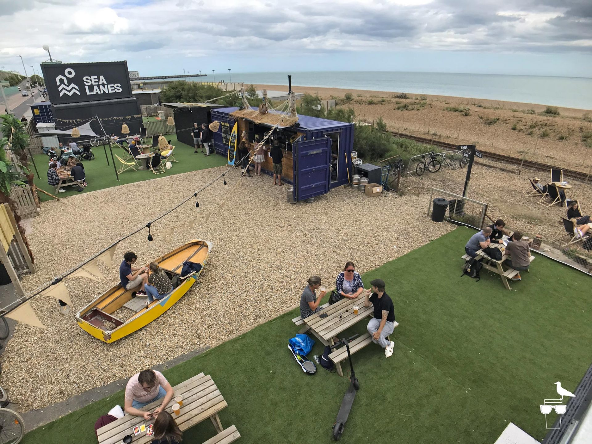 bison-beach-bar-brighton-view-from-above