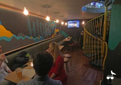 bison beer north laine brighton downstairs basement bar