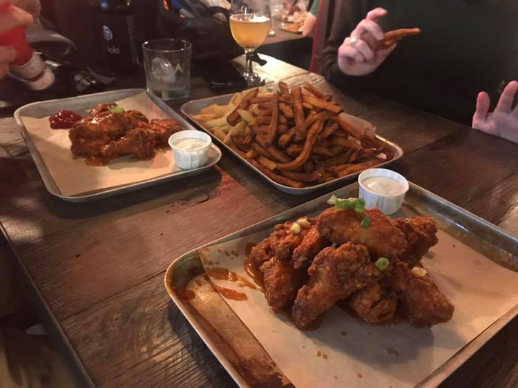 brewdog brighton all you can eat chicken wings