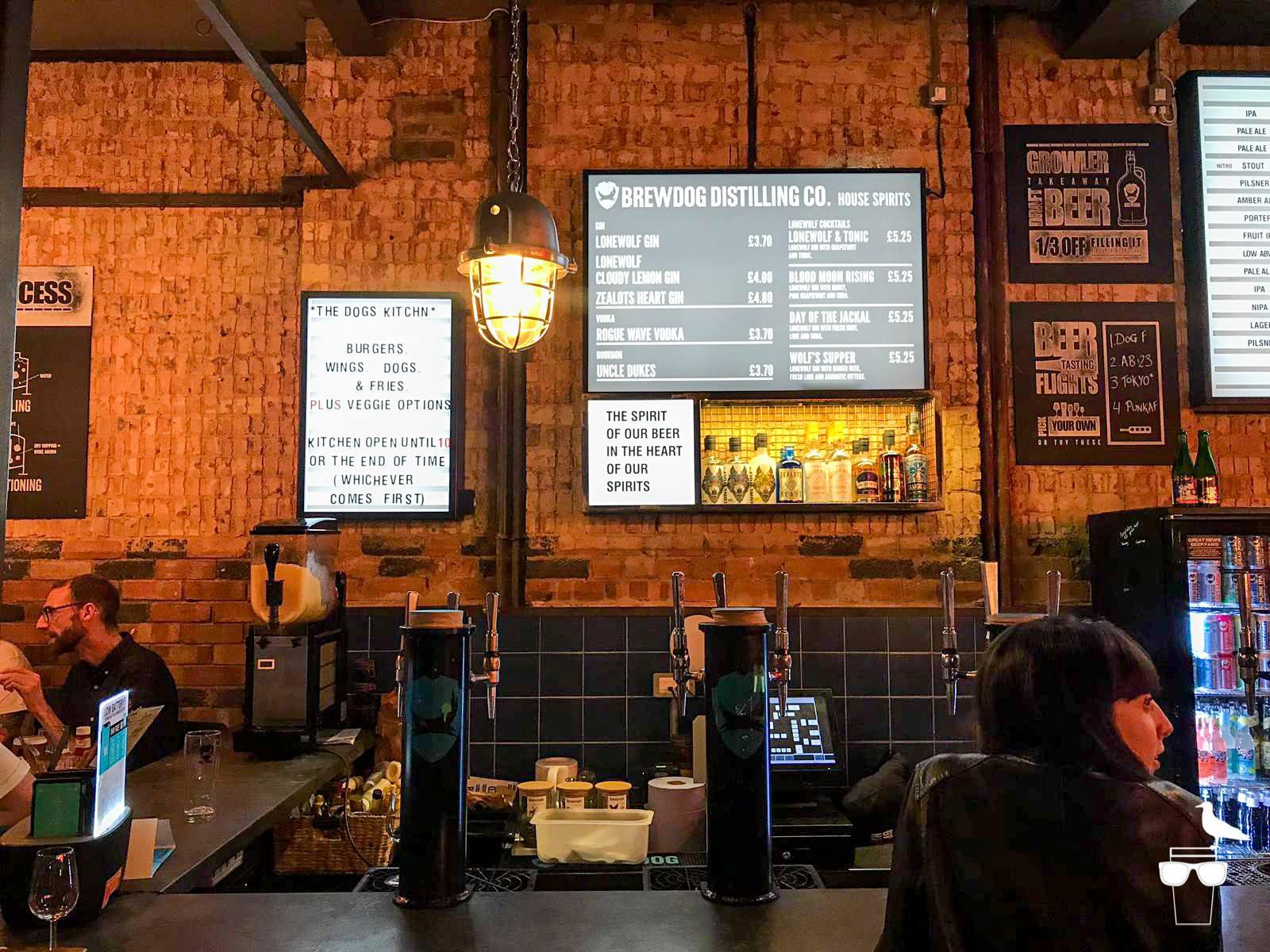 brewdog brighton bar