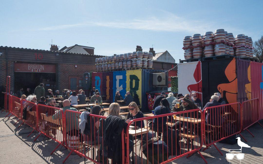 Brighton Bier Brewery Taproom