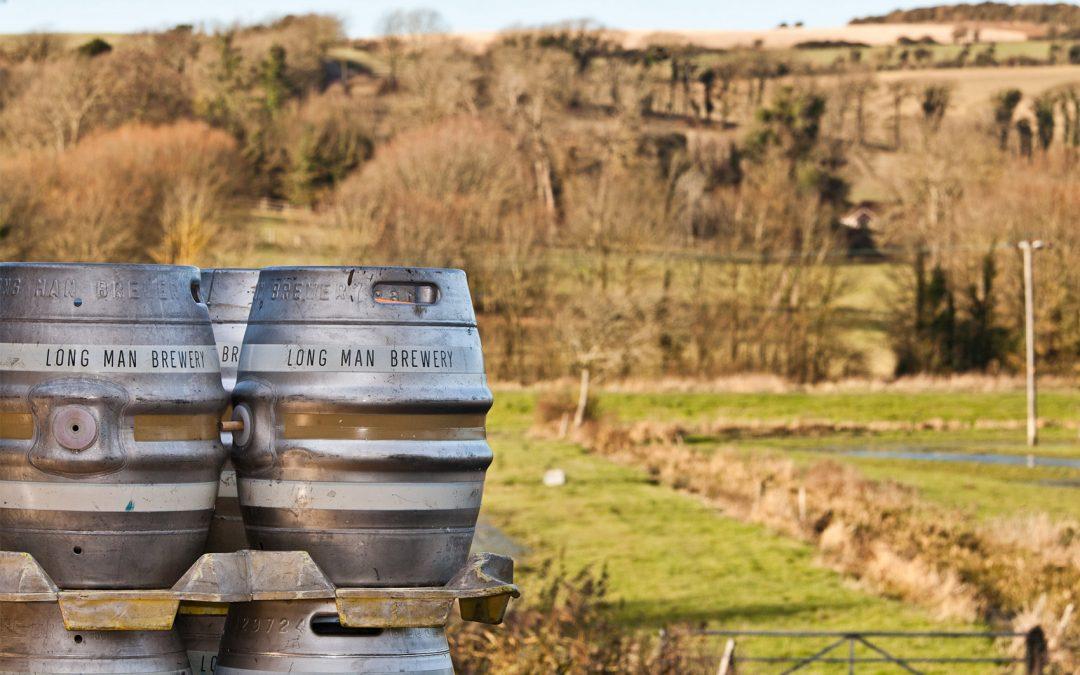 Long Man Brewery Interview: Standing Tall