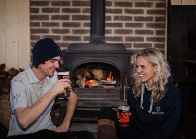 couple-enjoying-long-man-brewery-beer