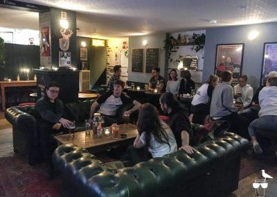 freehaus pub brighton seating customers on sofas
