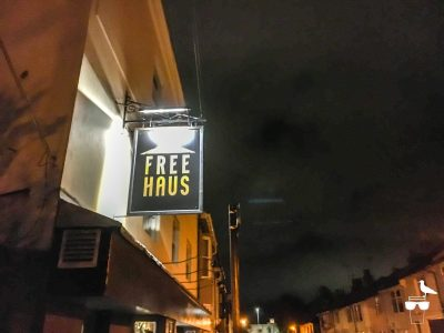 Review: Freehaus, Brighton