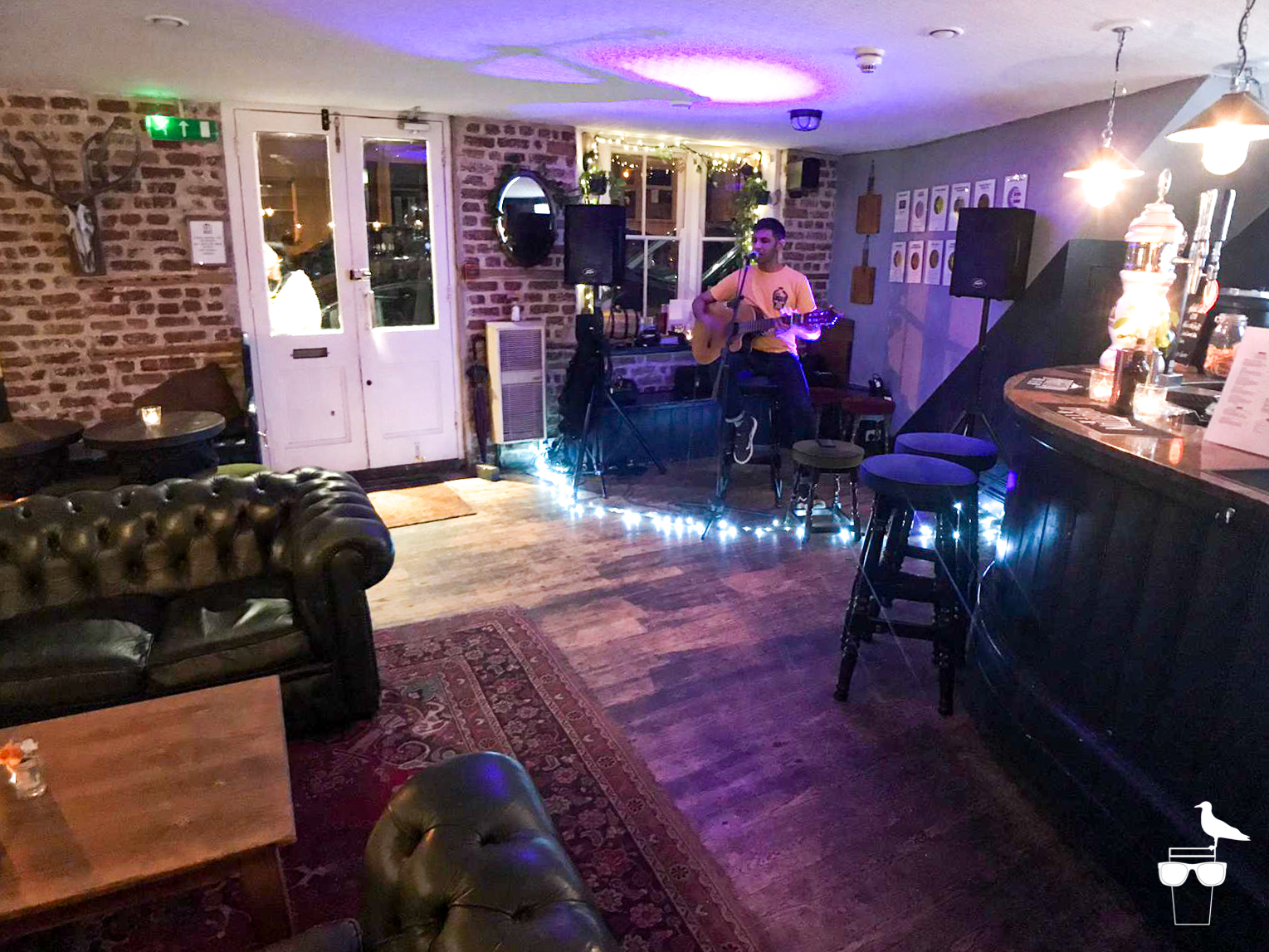 freehaus pub brighton open mic