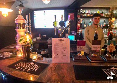 freehaus pub brighton internal barman and bar