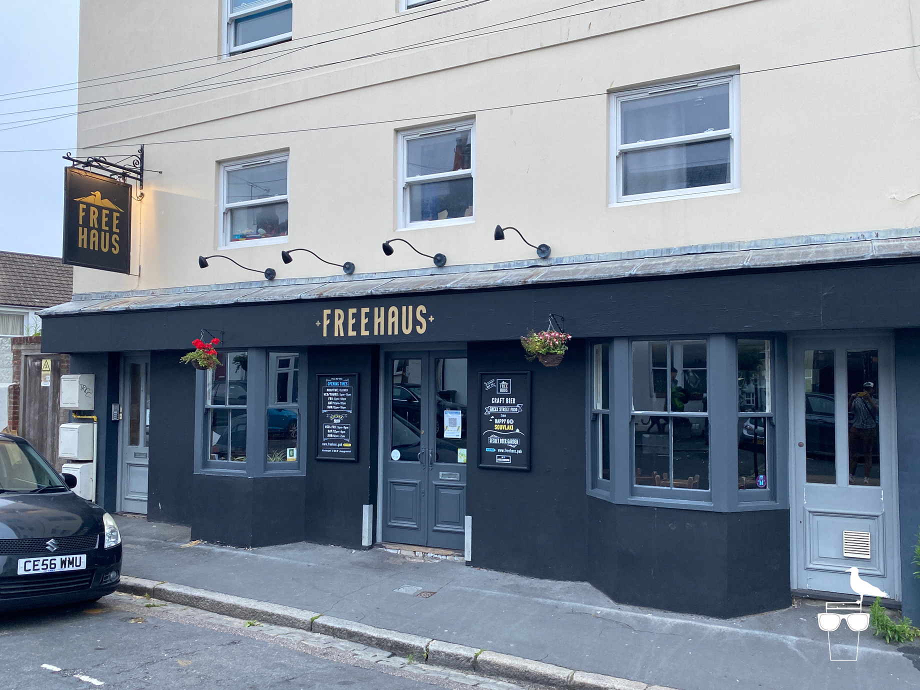 Review: Freehaus Brighton