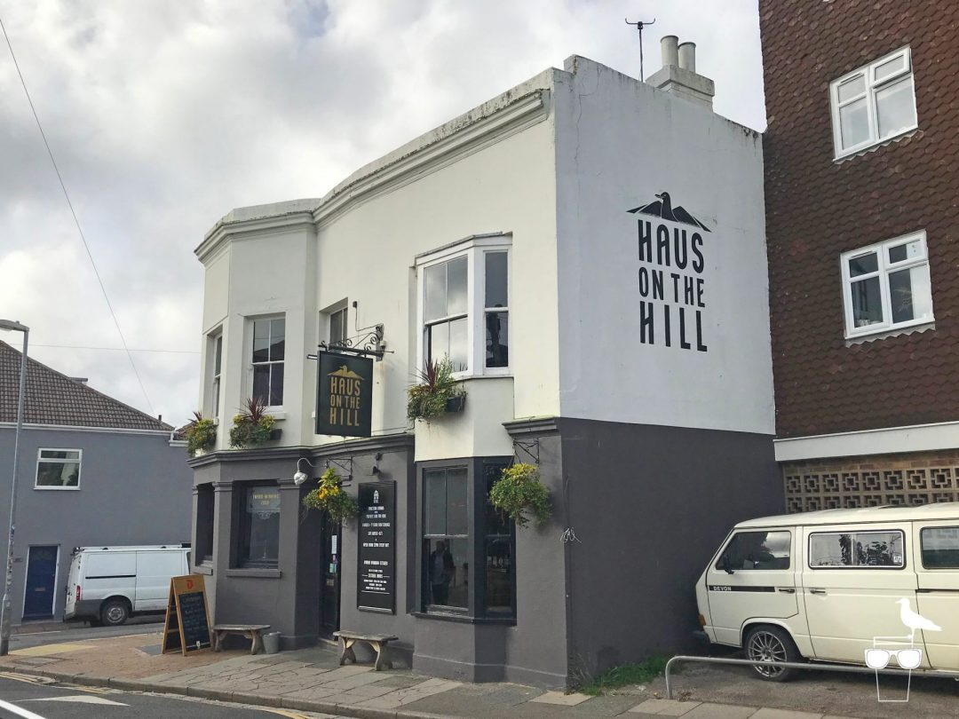 Haus On The Hill Brighton