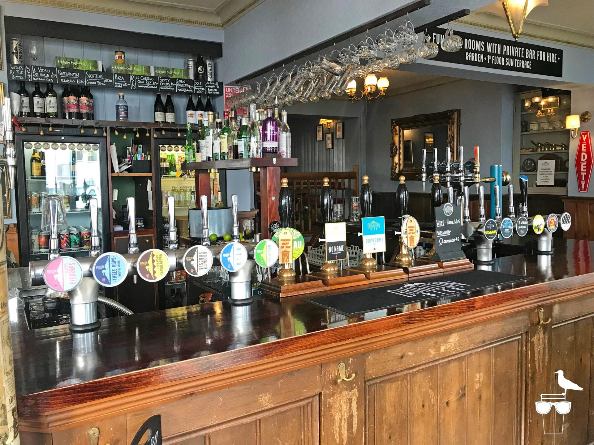 haus on the hill brighton pub hanover bar and taps