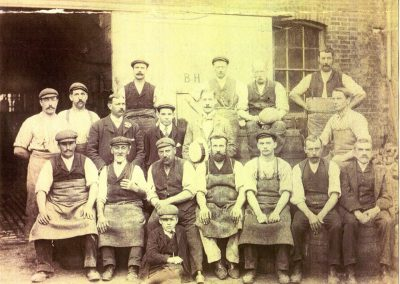hurst brewery Old Brewery team Picture