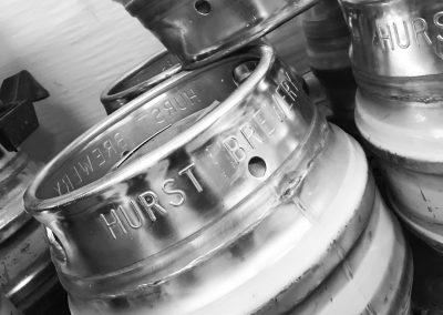 hurst brewery casks