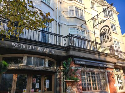 Review: North Laine Brewhouse, Brighton