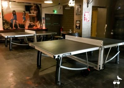 north laine brewhouse brighton table tennis tables