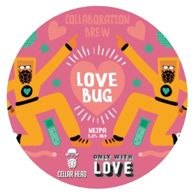 only with love love bug pump clip