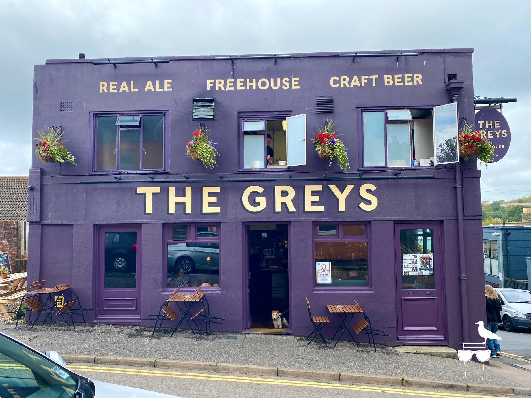 Review: The Greys Brighton