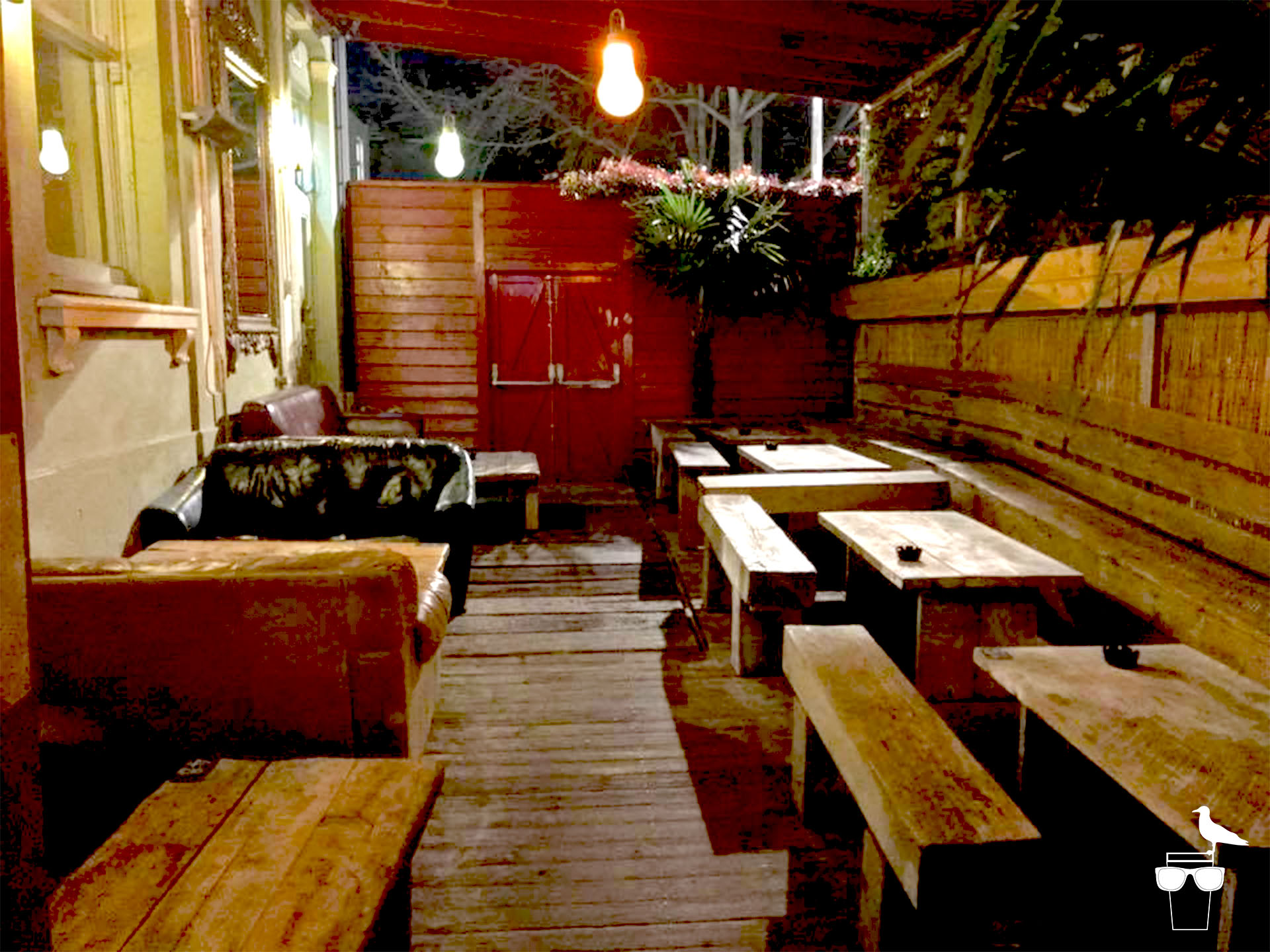 open house pub london road brighton garden covered seating