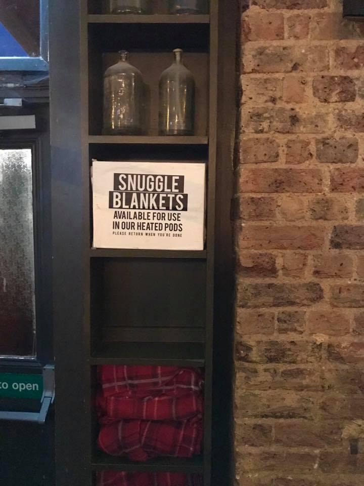 open house pub london road brighton snuggle blankets