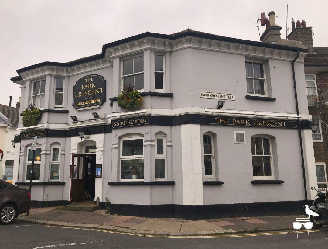 The Park Crescent Brighton