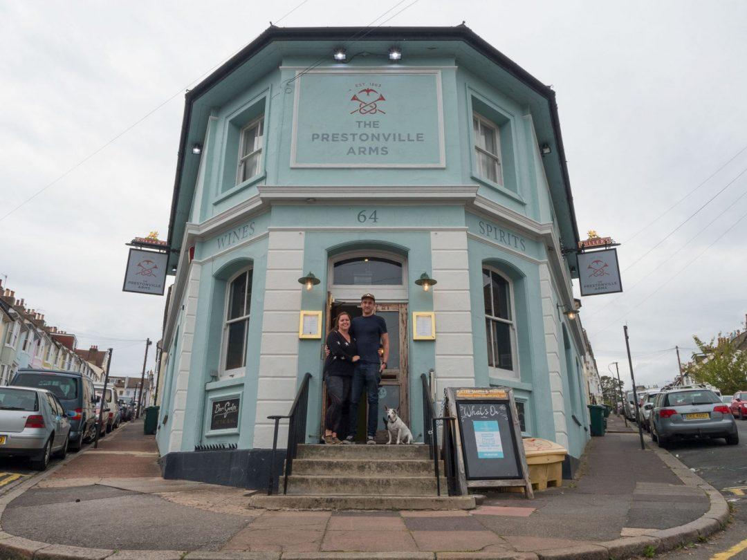 The Prestonville Arms Brighton – Literally a locals' pub