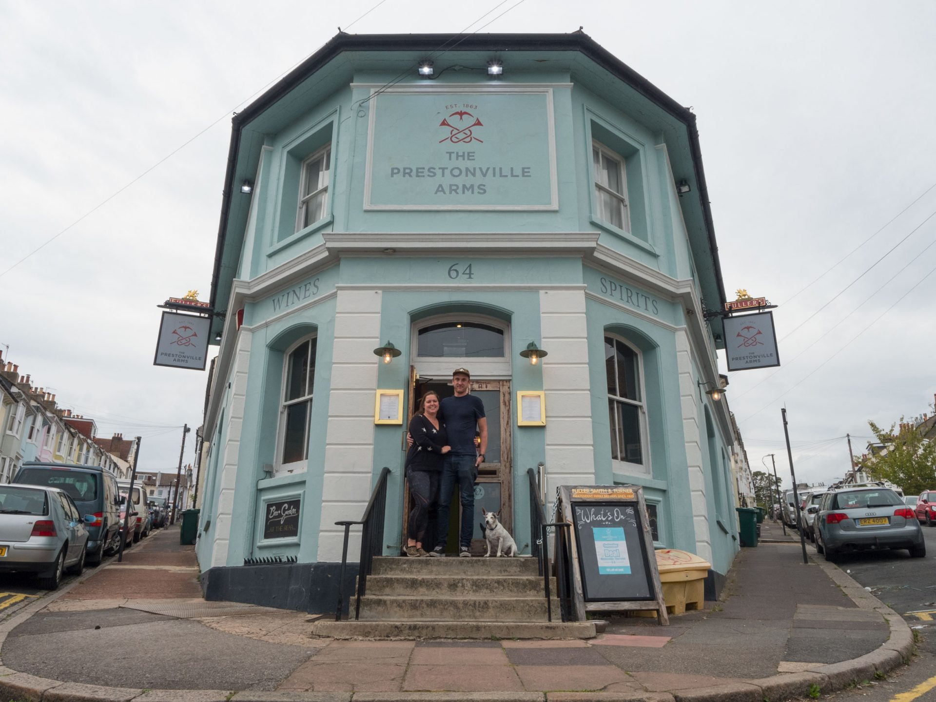 The Prestonville Arms Brighton – Literally a locals' pub